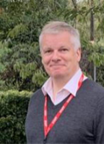 Ian Pagett (Staff Governor)