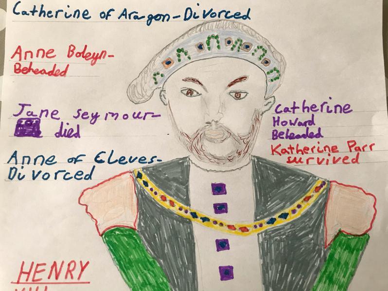 Henry - Year 5