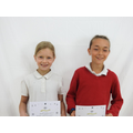 Year 3 Stars of the Week
