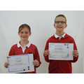 Year 4 Stars of the Week