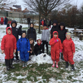 We have had lots of fun making igloos with year 1!