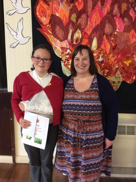 Achievement in Maths Award - Lizzie Littler
