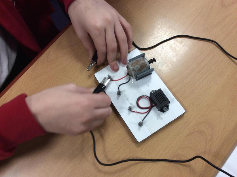 Investigating buzzers and motors.