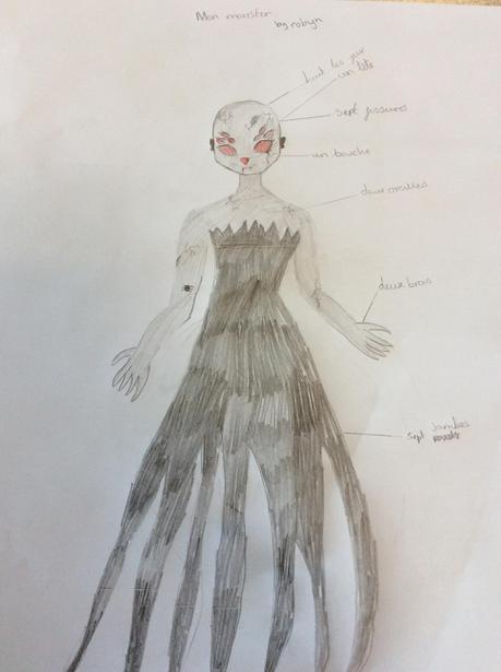 Robyn's monstre