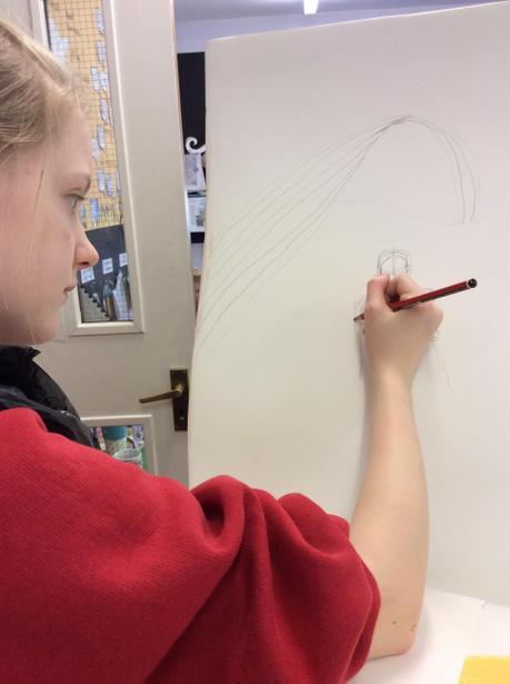 Drawing Dorothy