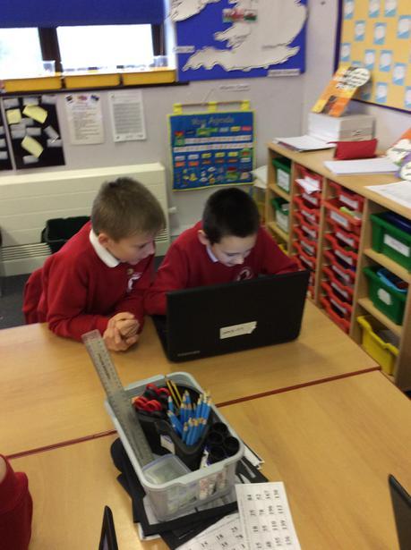 Creating a presentation together!