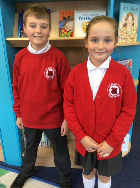 Class 9   Bradley and Isabel