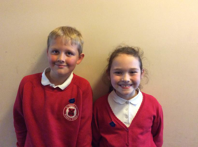 Thomas and Jessica - Class 8