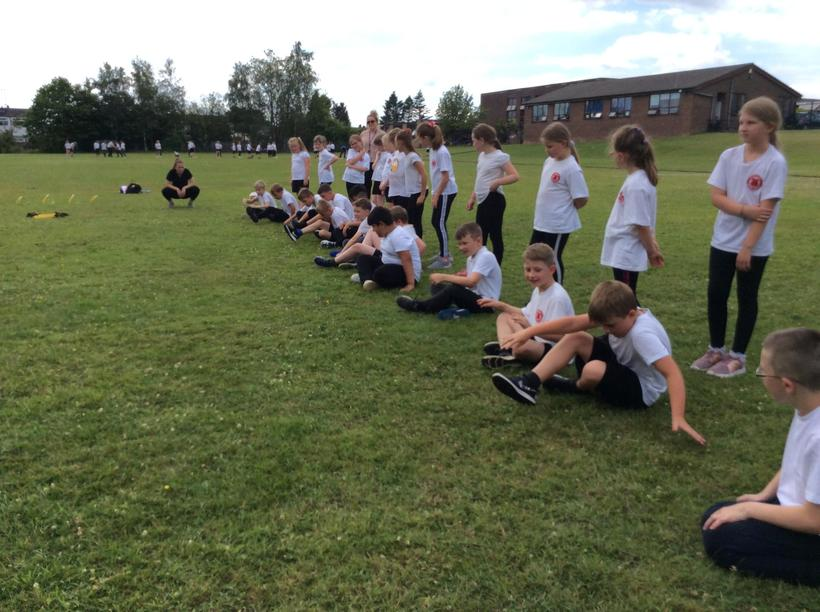Improving our sprint starts