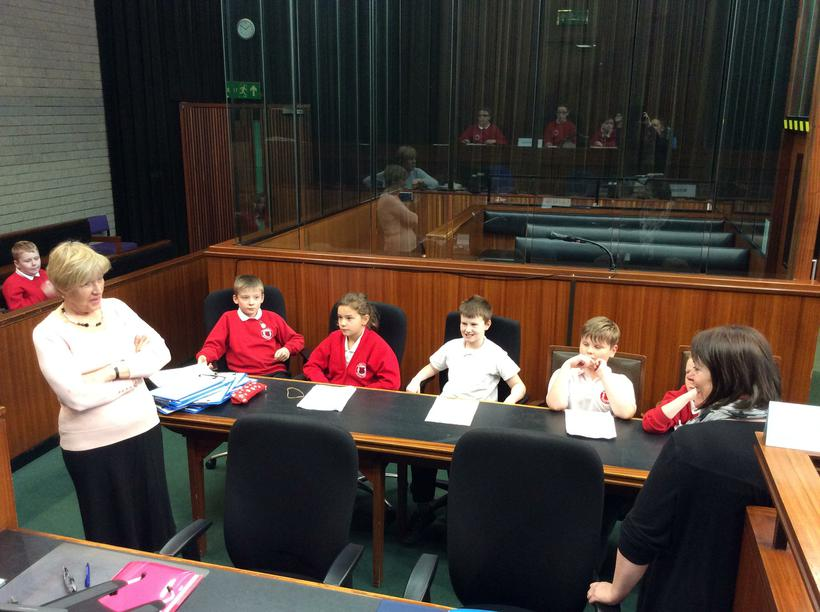 5 witnesses were cross-examined