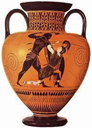 Depicting Greek heroes