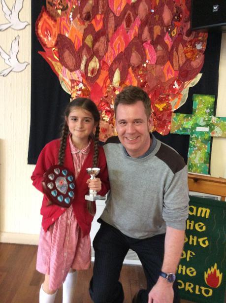 Year 6 Behaviour Trophy - Gypsy Nightingall