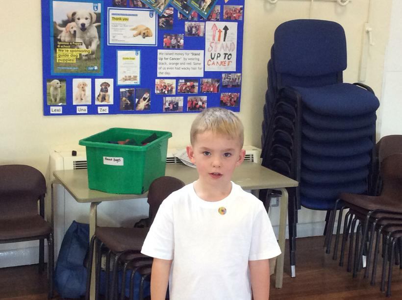 P.E. Star of the Week