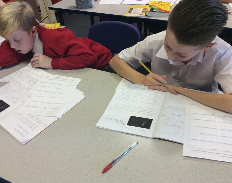 Exploring learning new vocabulary