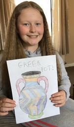 Greek pot design!