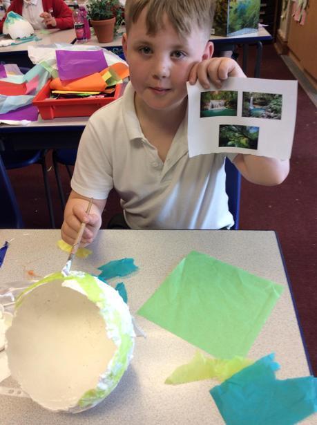 Thomas' 'Amazon Rainforest'