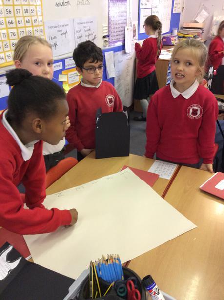 Sharing ideas!