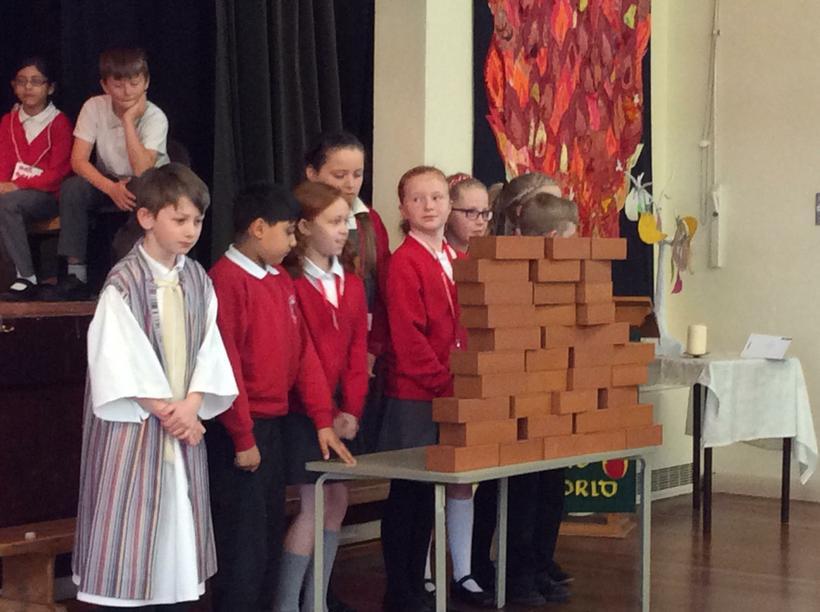 Jesus' team had firm foundations!