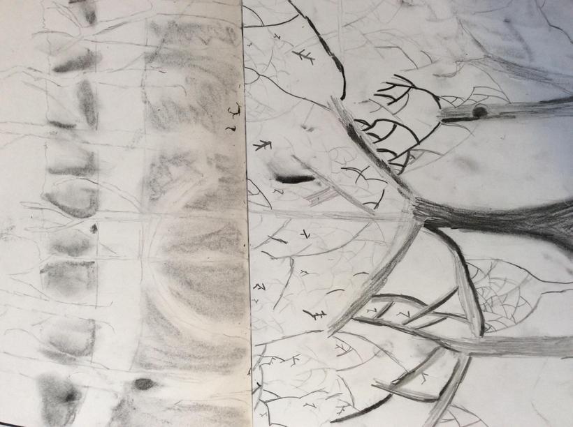Y5 sketchbook