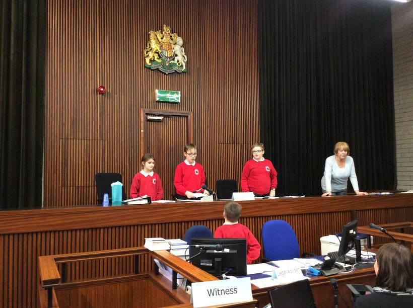 The verdict is decided- not guilty!