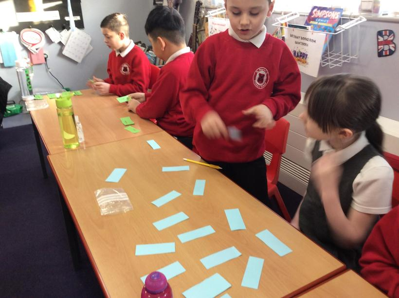 Memory skills as well as French skills