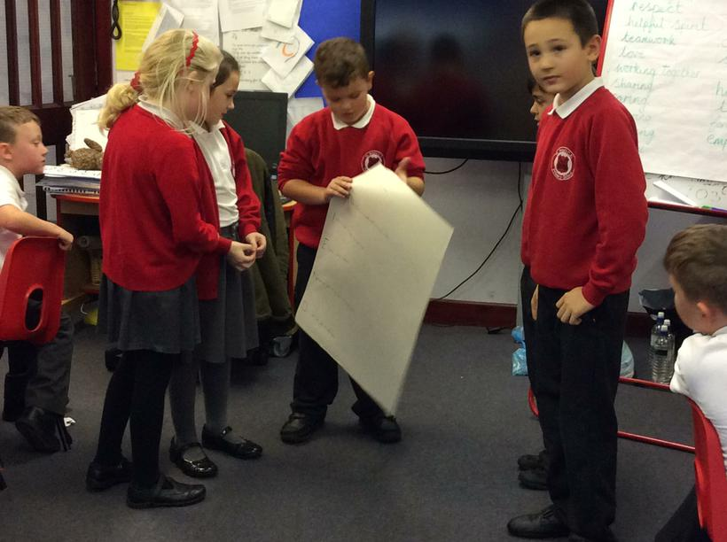 Sharing what we think a friend is!