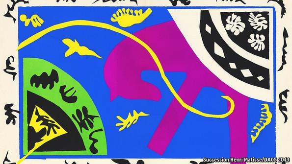Matisse's horse inspired our donkey