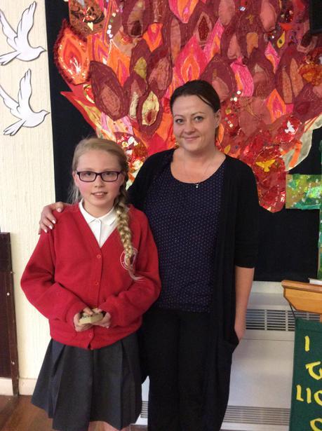 Class 10 Merit- Katie Johnson