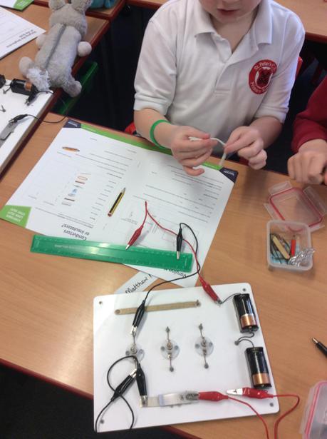 Testing conductors and insulators