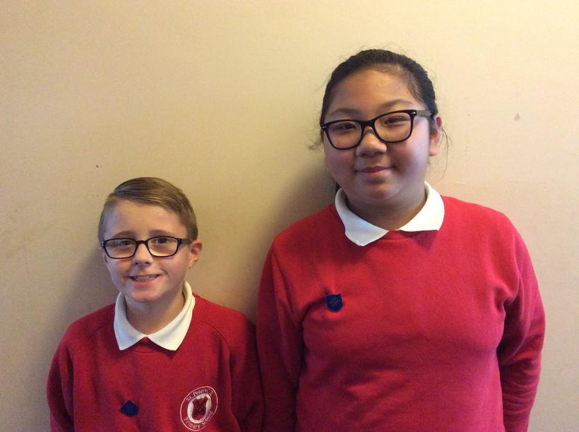 Harley and Natalie - Class 10