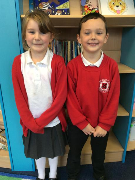 Class 6    Katelynn and Riley