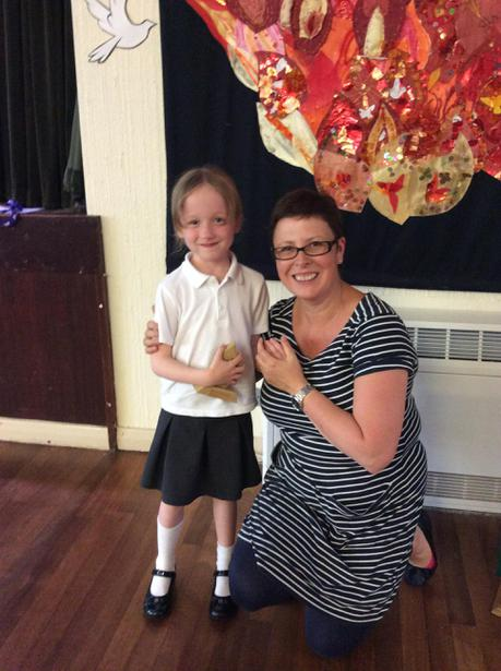 Class 4 Merit- Lily-May Widdows