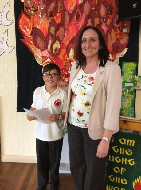 Contribution to St Peter's Community- Benjamin Lee