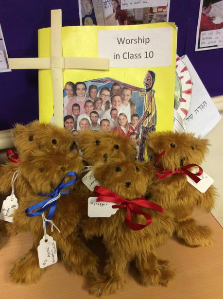 Year 6 in Class 10  remember the Chorley Pals