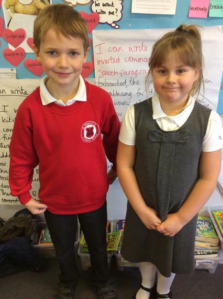 Class 5    Joey and Tia