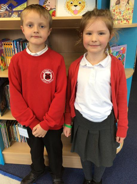 Class 8   Rhys and Aleese