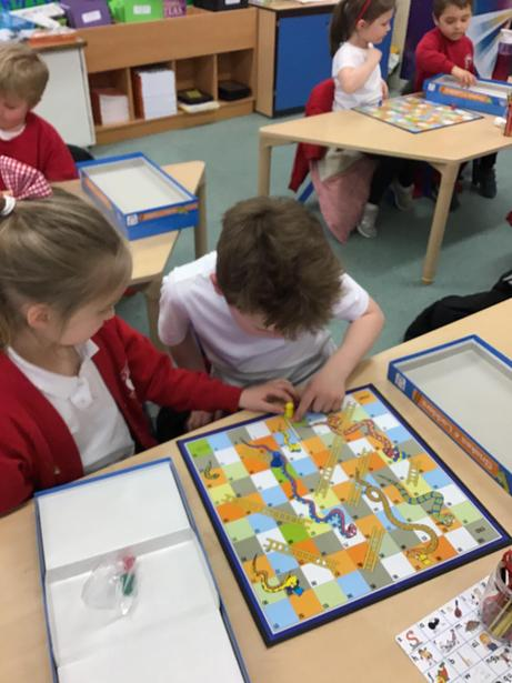 Y1 Snakes and Ladders