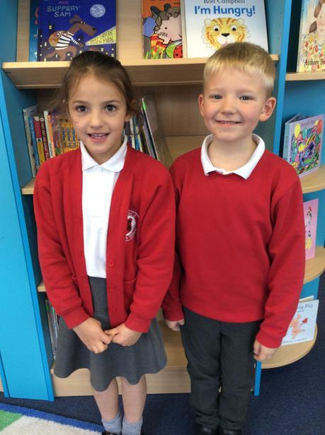 Class 7   Olivia and Joe