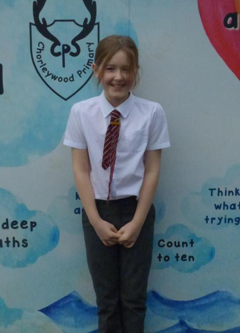 Emme May- House Captain