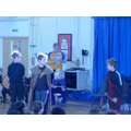 Shakespeare workshops – whole school annually