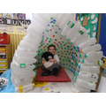 We love our igloo!