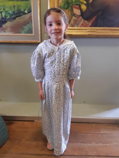 Fancy dress at Ordsall Hall