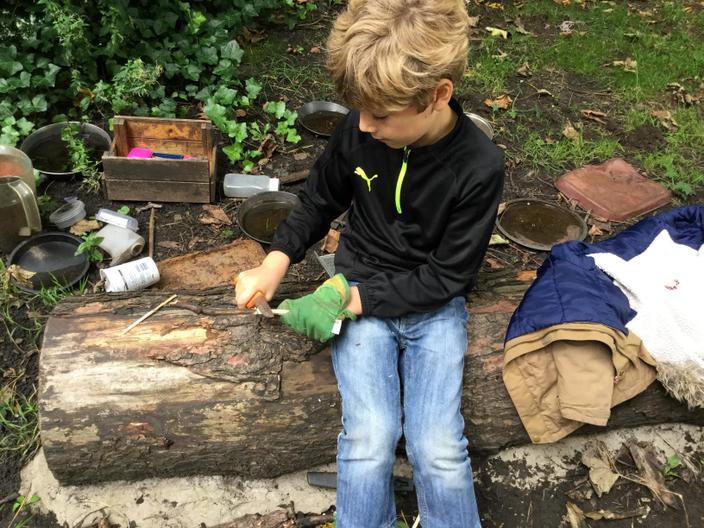 Using our whittling skills