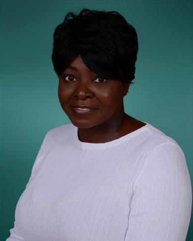 Ms Udora Robinson. Parent Governor