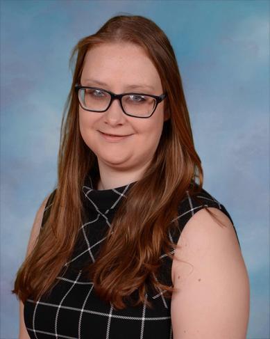 Miss H Matthews H.L.T.A./Teaching Assistant