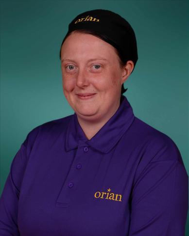 Miss K Swanton Assistant Cook