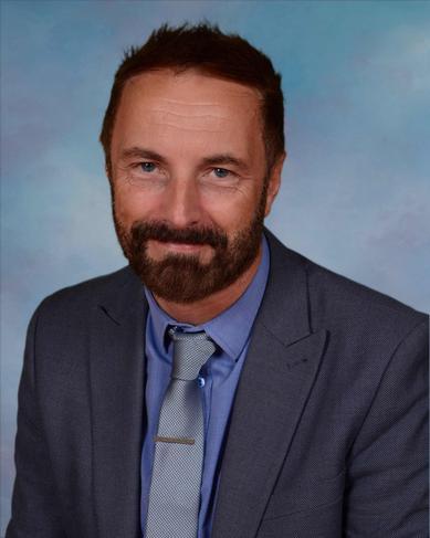 Mr.J.Randle. Headteacher