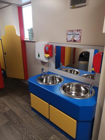Classroom sinks