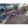 Healthy minds & healthy bodies - scooting to school