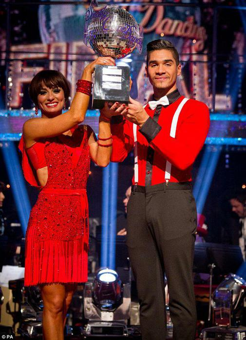 Louis Smith on strictly come dancing